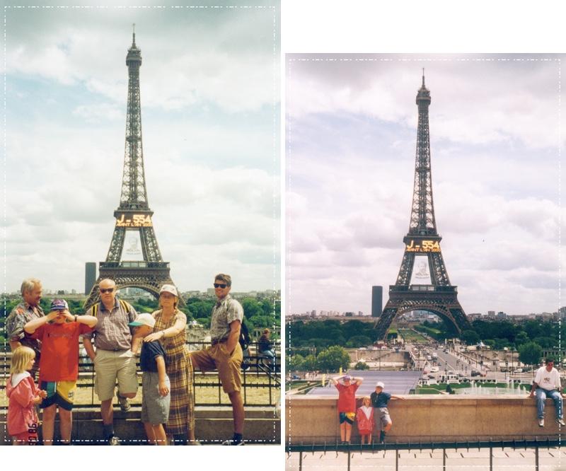 26/6  En dag i Paris