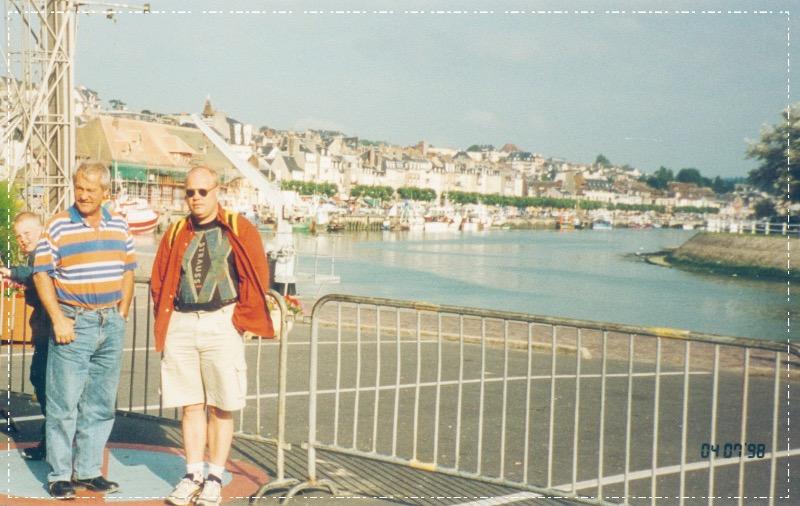 4/7  Från Bretange till Normandie