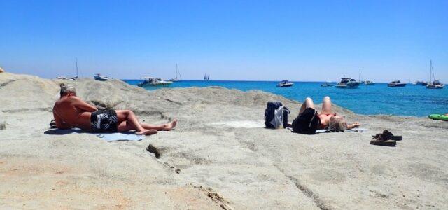 3/7  Stranden och St Tropez