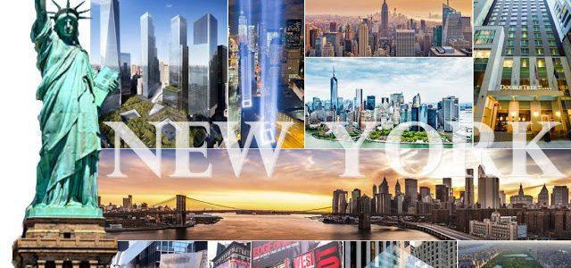 New York – första gången