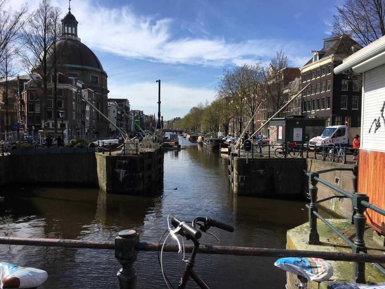 25/3 – En lördag i Amsterdam