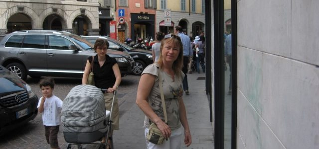 5/6  Lite shopping och sen hem