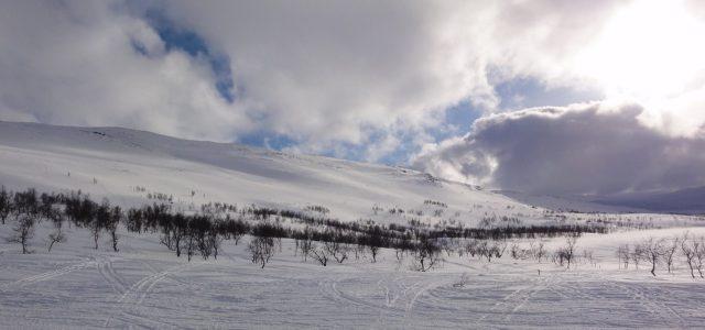 20/4 – Norska gränsen och Saltdal