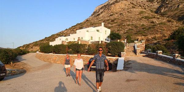 7/7 – Från Milos till Sifnos