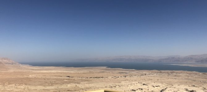 1/11  Masada, Döda havet & Ein Gedi
