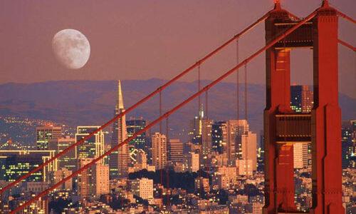 1/7  Alcatraz Och Avslutande Titt På San Fransisco