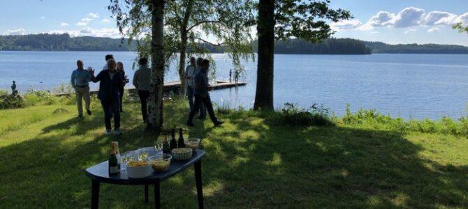 Nordic Port och firmafest