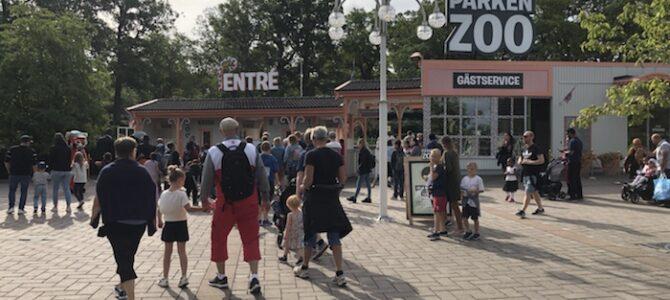 Skyddad: 17/8  Parkens zoo