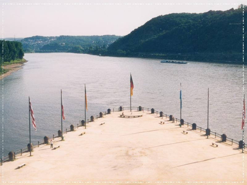 23/6  Koblenz och Rehndalen
