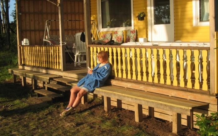 Arbetsdagar vår/sommar 2006