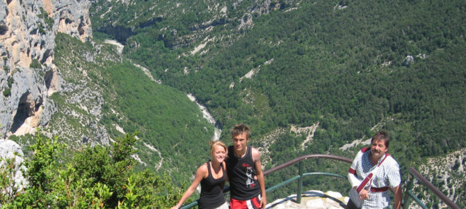 23/6  Gran Canyon du Verdon