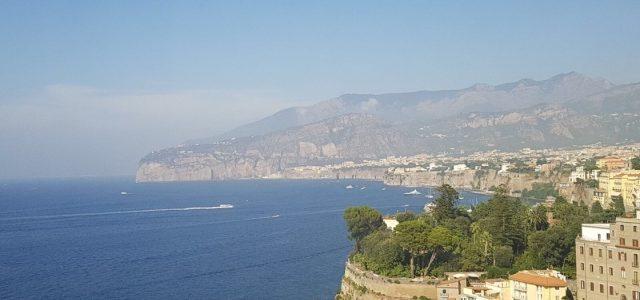 23/7   Ischia via Capri till Sorrento