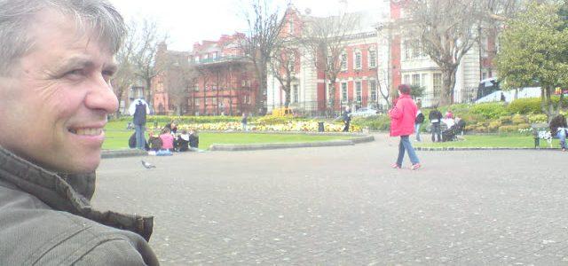 3/4  God morgon Dublin