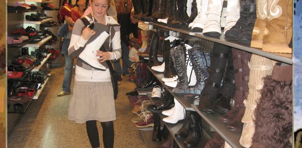 11/10  Shopping och lite titta på vägen