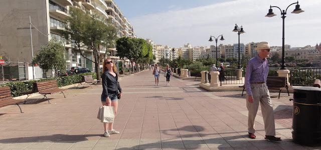 30/5  Målet är Valletta idag
