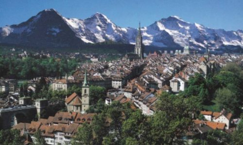 23/6  Schweiz – förvånande vackert!