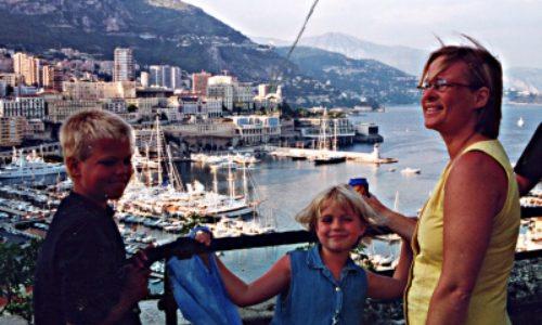 29/6  En tur till Nice och Monaco