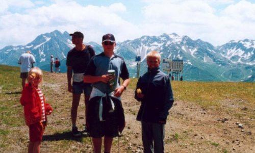 2/7  En dag i Alperna