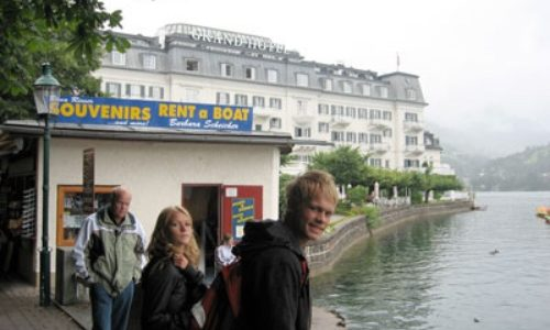 14/7  Zell am See