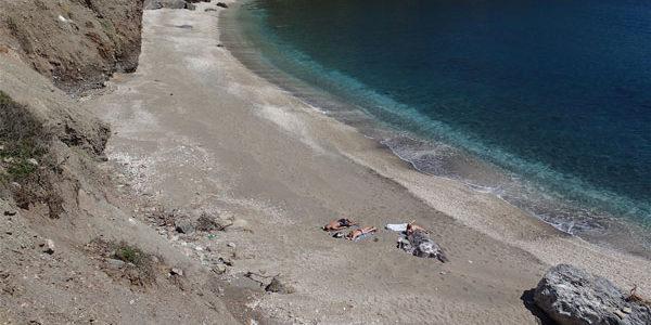 2/7  En strand, flera stränder