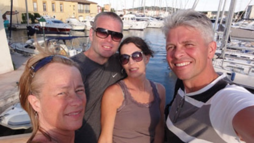 18/6  St Tropez och Port Grimaud