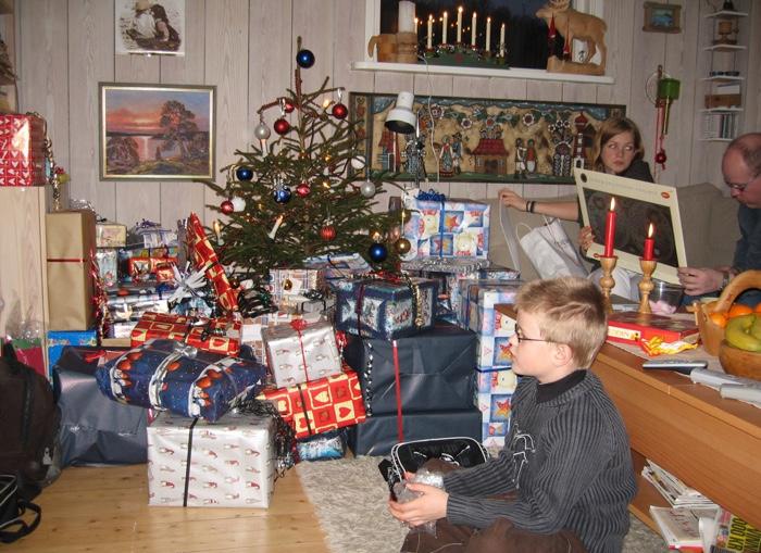 Julen 2007